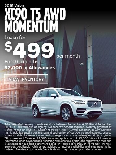 Volvo of Dayton | New & Used Volvo Dealership | Dayton, OH