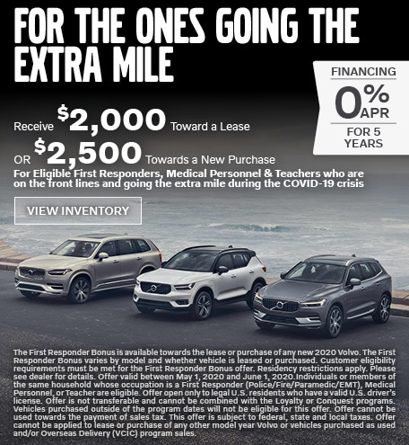 0% APR For 5 Years For The Ones Going The Extra Mile