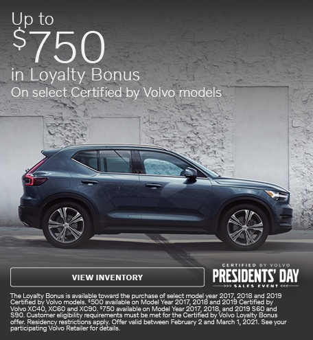 Up to $750 in Loyalty Bonus
