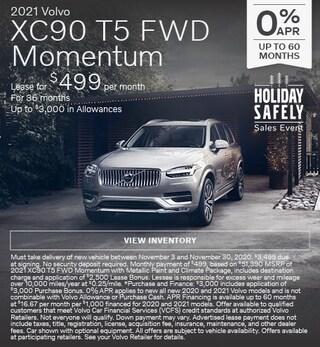 New 2021 Volvo XC90 T5 FWD Momentum