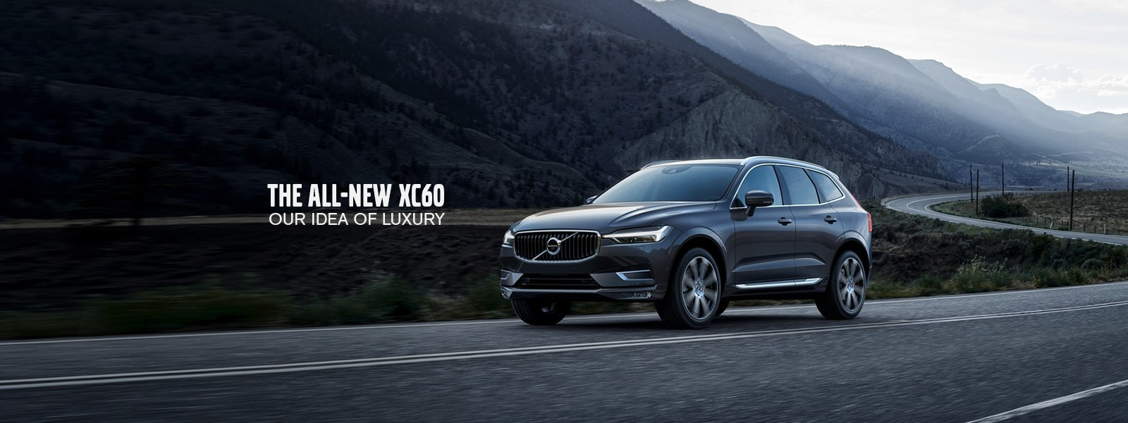 All New 2018 Volvo XC60