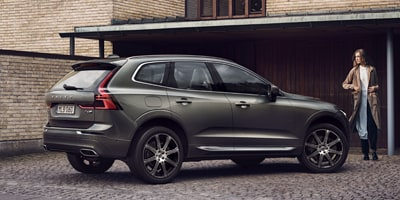 The 2018 Volvo Xc60 At Volvo Cars Of Santa Monica
