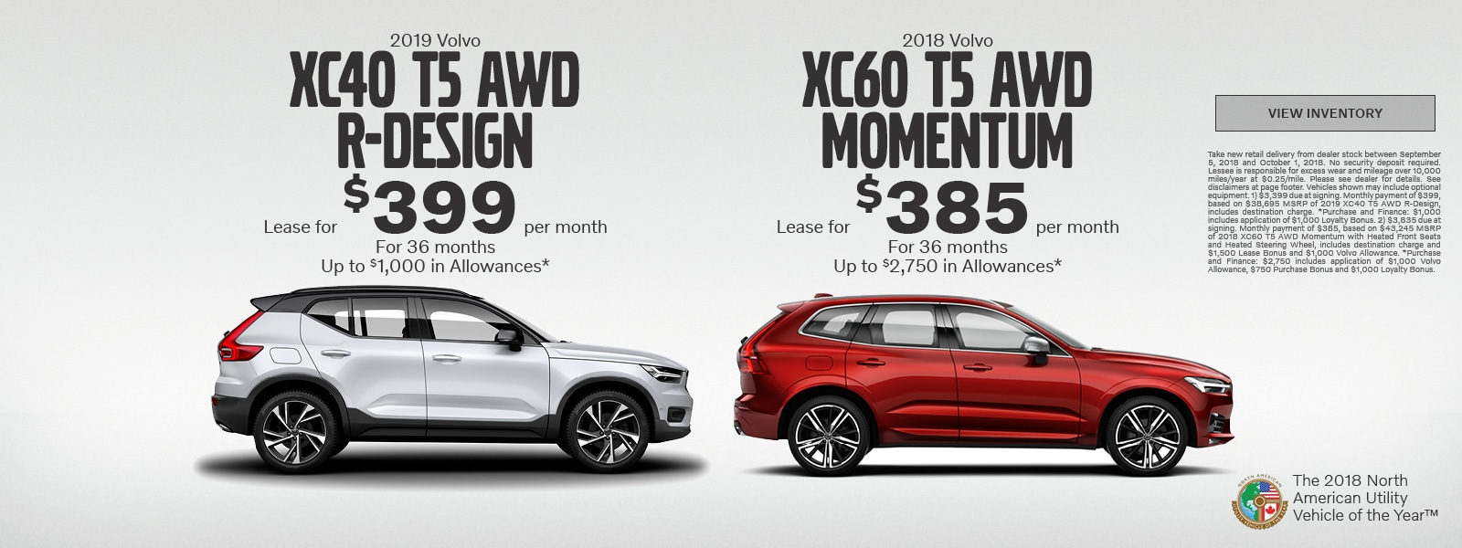 New Volvo & Used Car Dealer In Charlotte, NC