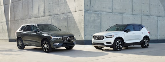 volvo xc40 and xc60 comparison demontrond volvo cars demontrond volvo cars