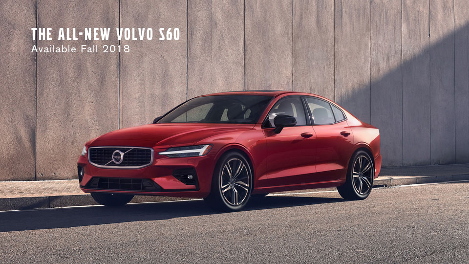 2018 Volvo S60 available Crown Volvo Cars in Clearwater, FL.