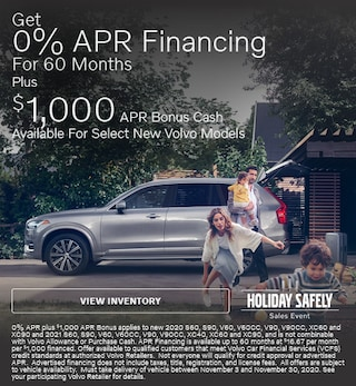 Get 0% APR Financing 60 Months Plus $1k APR Bonus Cash