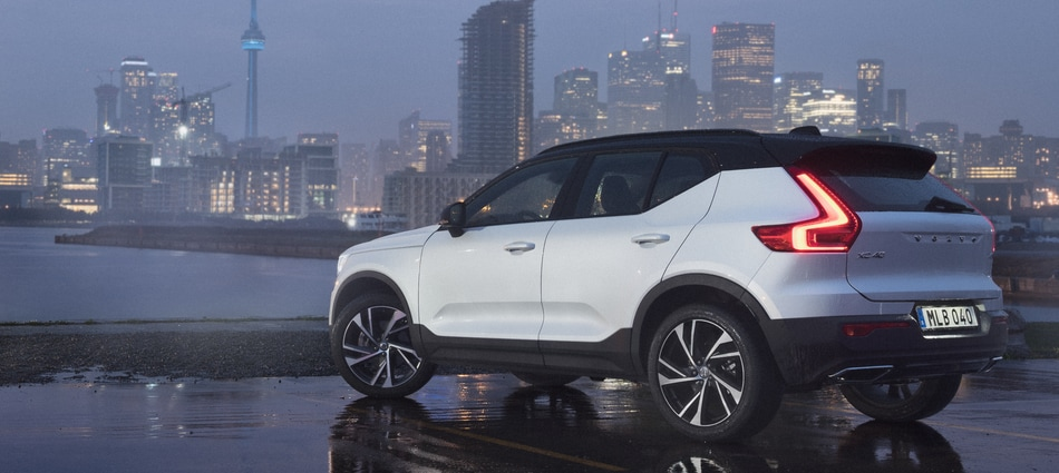 All-new 2019 Volvo XC40 available at Capital Volvo Cars in Tallahassee, FL.