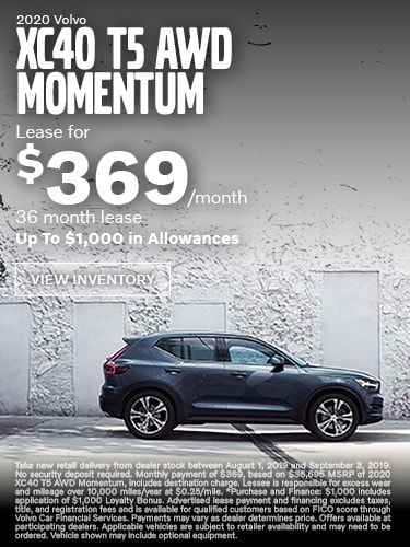 New 2018-2019 Volvo and Used Car Dealer Serving Waukesha WI