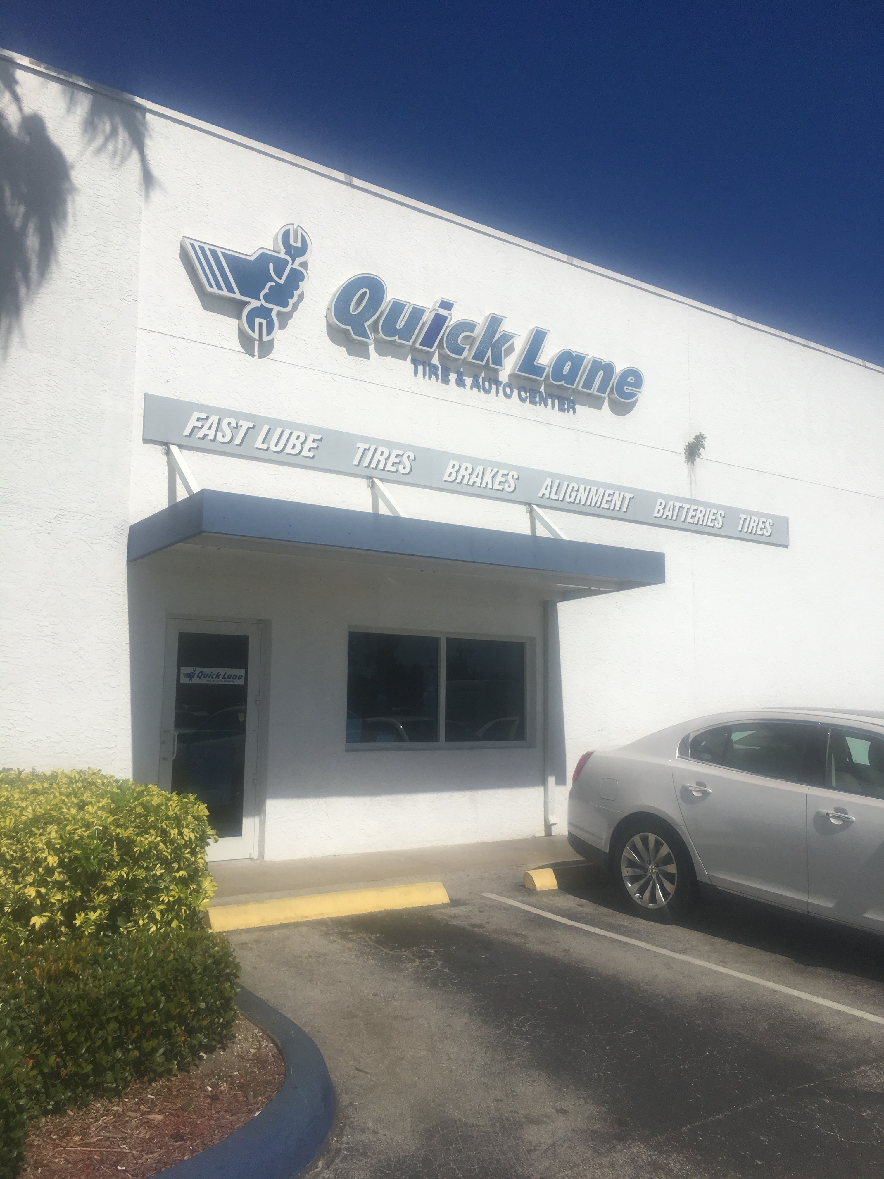 Ford Quick Lanesupsup Velde Ford Inc