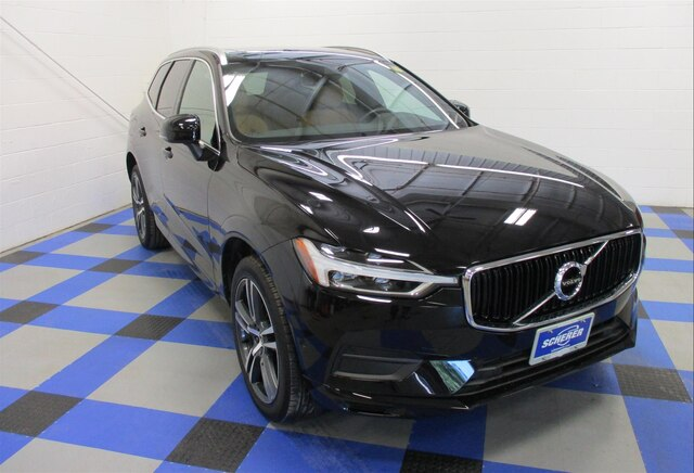 Featured New 2019 Volvo XC60 T5 Momentum SUV for sale in Peoria, IL