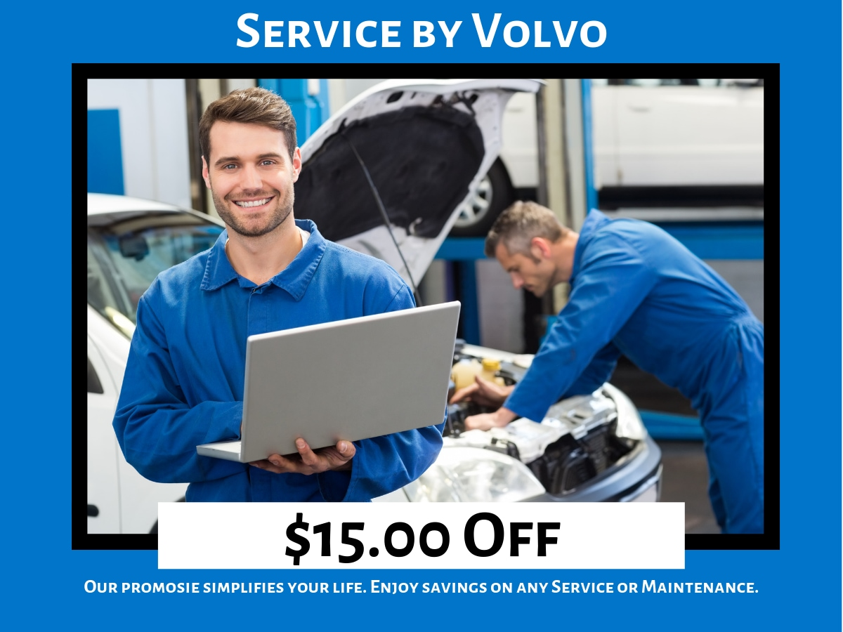 Volvo Automotive Service Special in Peoria, Illinois
