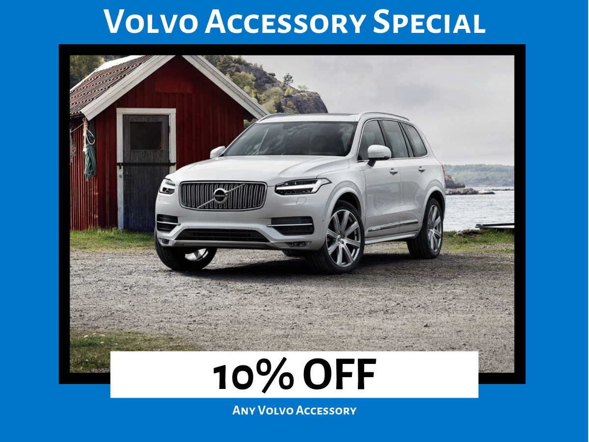 Sale on Volvo Accessories in Peoria, Illinois