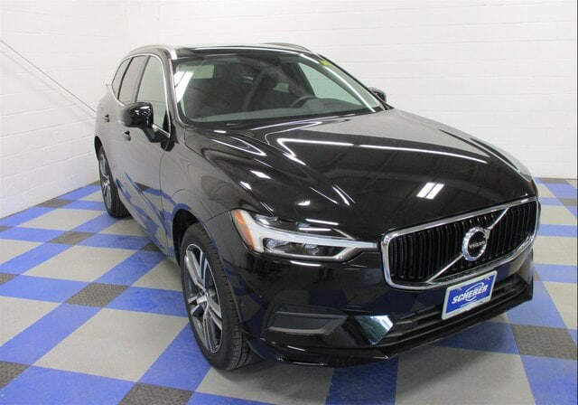 Featured New 2018 Volvo XC60 T5 AWD Momentum SUV for sale in Peoria, IL