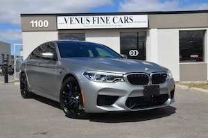 2018 BMW M5 HIGHLY OPTIONED, SPECIAL PAINT