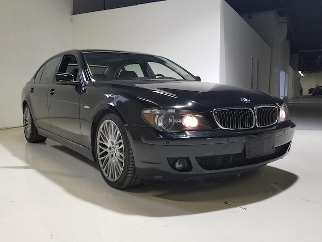 2008 BMW 750 Li, FULLY LOADED, EXECUTIVE Sedan