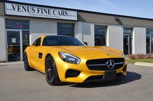 2016 Mercedes-Benz AMG GT S COUPE, TRACK PACKAGE