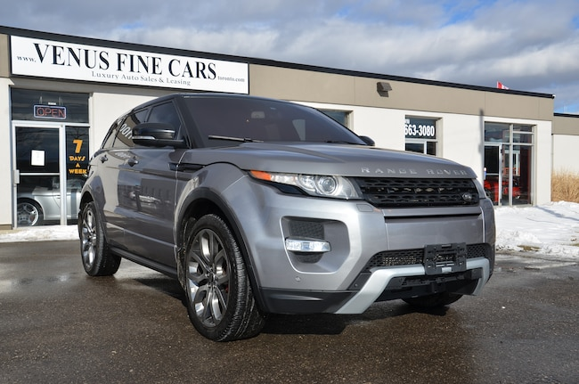 2013 Land Rover Range Rover Evoque DYNAMIC,FULLY LOADED SUV
