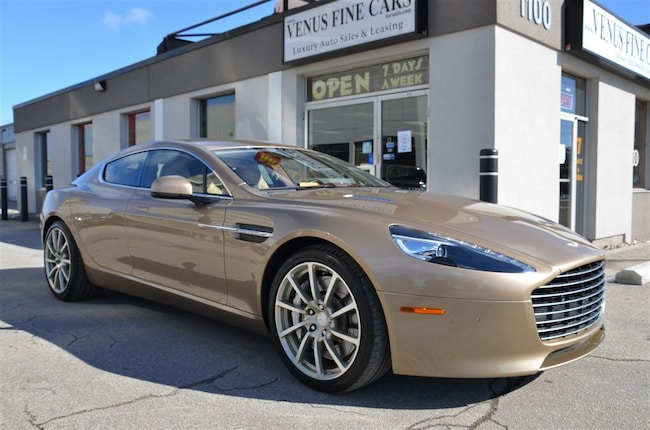 2015 Aston Martin Rapide S S, Every Possible Options Sedan