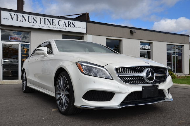 2015 Mercedes-Benz CLS-Class CLS550 AMG, IDP, FULLY LOADED Sedan