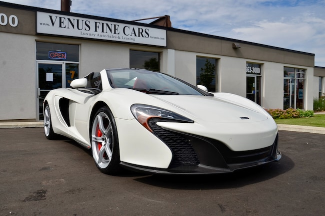 used 2015 mclaren 650s for sale at venus fine cars | vin:
