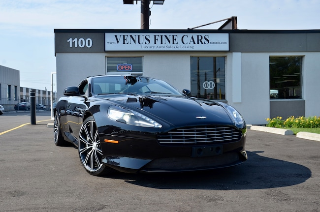 2013 Aston Martin DB9 FULL OPTIONS Coupe