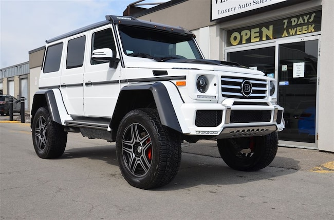used 2017 mercedes-benz g-class for sale at venus fine cars | vin: