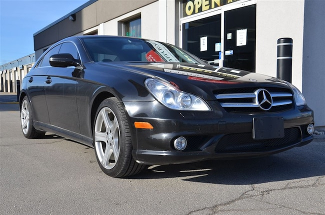 2011 Mercedes-Benz CLS-Class CLS550 FULLY LOADED Sedan