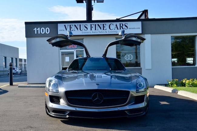 2011 Mercedes-Benz SLS AMG GULLWING RENNTECH Coupe