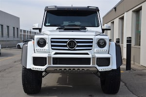 2017 Mercedes-Benz G-Class 4X4 FULL BRABUS, 550 HP