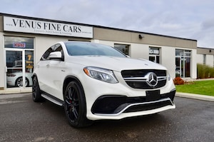 2018 Mercedes-Benz GLE-Class GLE63s AMG, COUPE