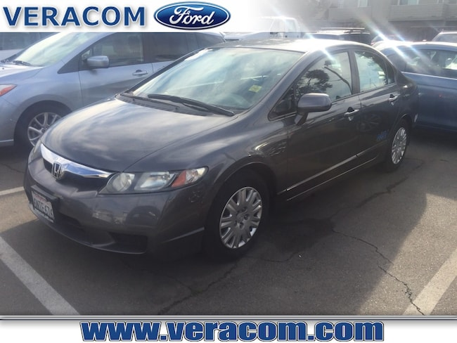 Used 2011 Honda Civic GX Auto GX San Mateo, California