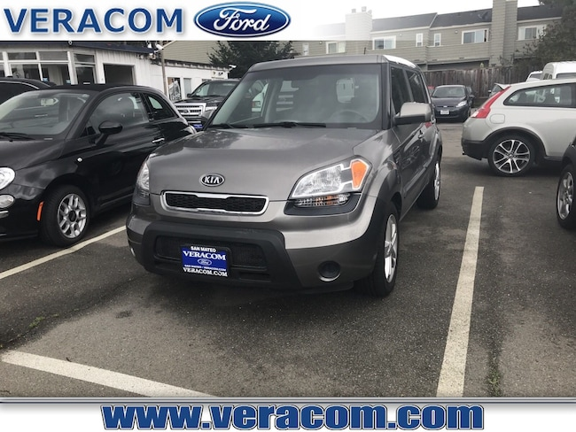 Used 2011 Kia Soul + Wagon San Mateo, California