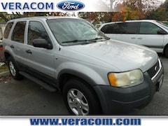 2002 Ford Escape XLT Choice 103 WB XLT 4WD Choice