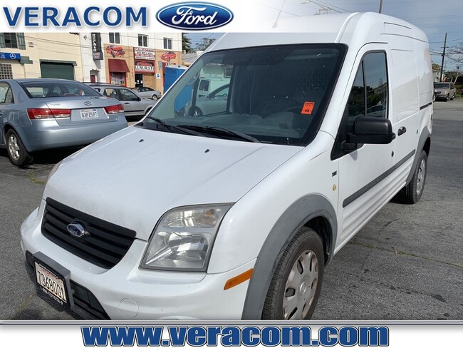 Used 2012 Ford Transit Connect XLT 114.6 XLT w/rear door privacy glass San Mateo, California