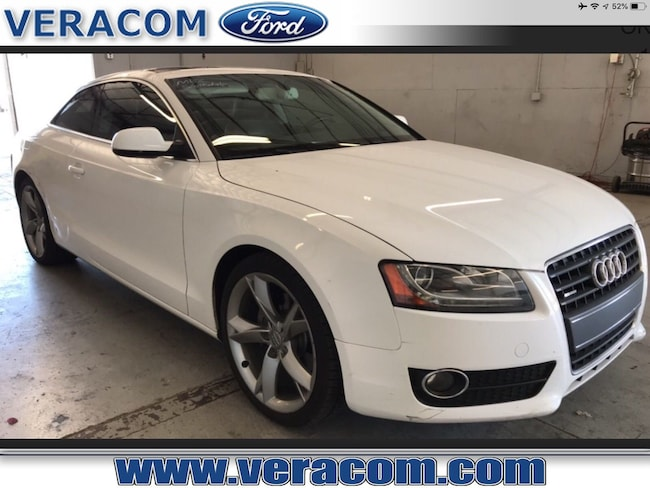 Used 2011 Audi A5 2.0T Premium Plus Coupe San Mateo, California