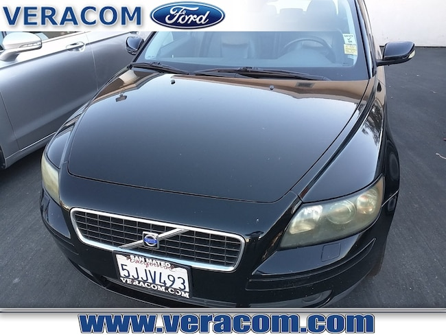 2005 Volvo V50 black 2.5L Turbo Auto w/Sunroof