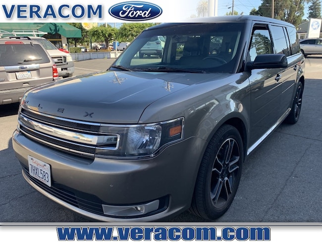 Used 2014 Ford Flex SEL SEL FWD San Mateo, California