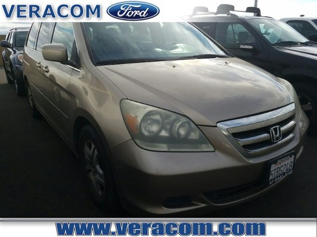 Used 2006 Honda Odyssey EX-L EX-L AT with RES & NAVI San Mateo, California