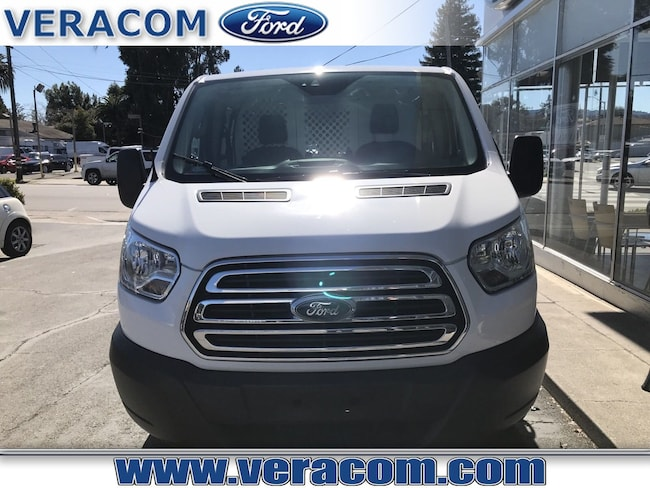 Used 2016 Ford Transit Cargo Van T-250 130 Low Rf 9000 GVWR Swing-Out RH Dr San Mateo, California