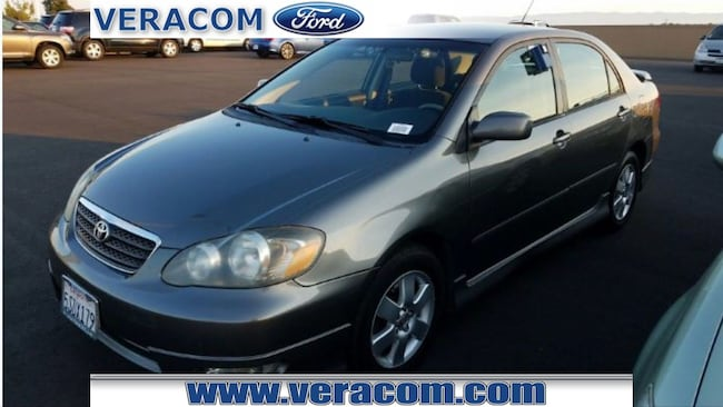 Used 2006 Toyota Corolla S Sedan San Mateo, California