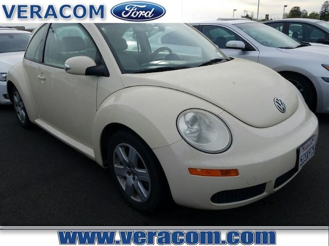 Used 2007 Volkswagen New Beetle Coupe Auto PZEV San Mateo, California