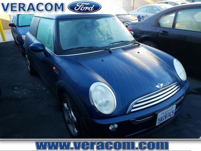 Used 2006 MINI Cooper Hardtop Coupe San Mateo, California