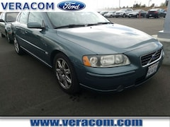 Used 2005 Volvo S60 2.5L Turbo w/Sunroof San Mateo, California
