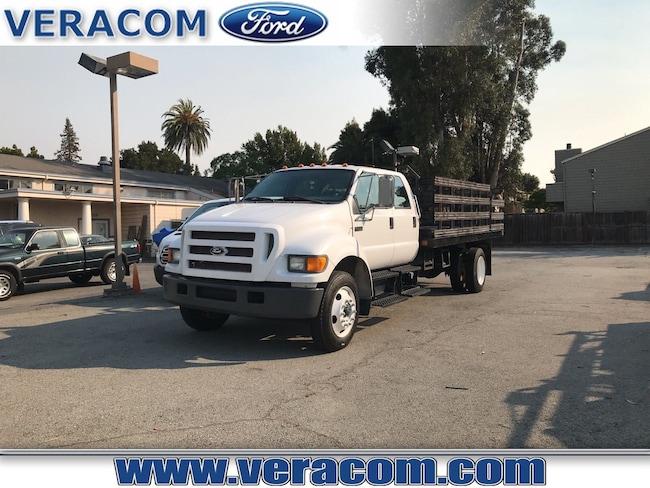 Used 2005 Ford F-750SD Truck San Mateo, California