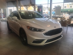 New 2017 Ford Fusion Sport Sport AWD San Mateo, California