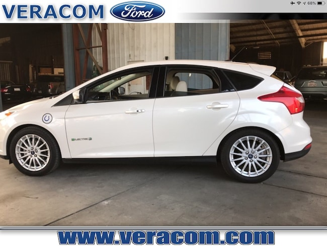 Used 2014 Ford Focus Electric HB San Mateo, California