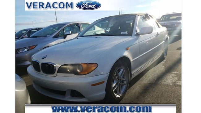 Used 2004 BMW 3 Series 325Ci Convertible San Mateo, California
