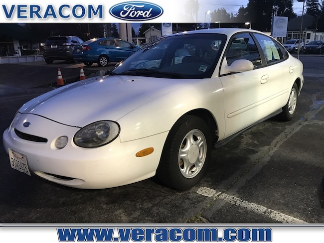 Used 1997 Ford Taurus GL Sedan San Mateo, California