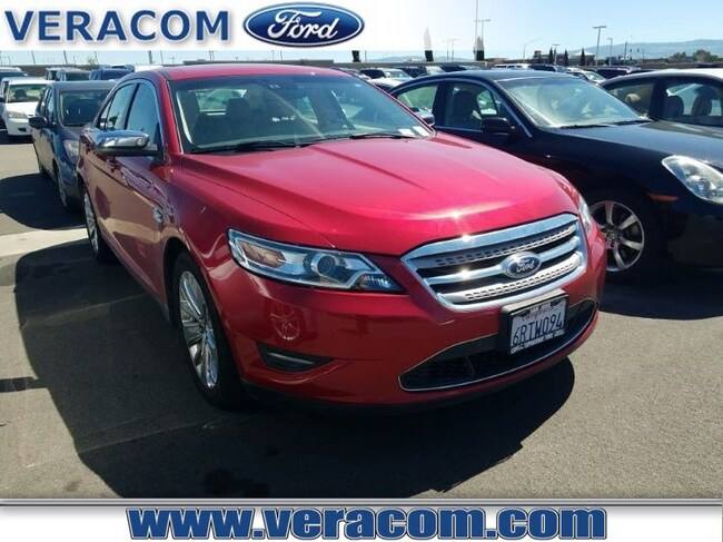 Used 2011 Ford Taurus Limited Sedan San Mateo, California