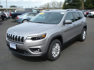 New 2019 Jeep Cherokee LATITUDE 4X4 Sport Utility For Sale Coos Bay, OR